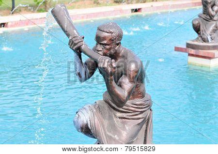 Kwame Nkrumah Memorial Park Fountain