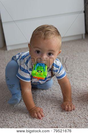 Pretty Little Baby Boy