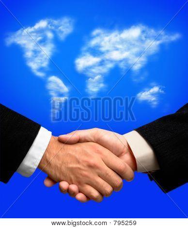 handshake(special f/x)