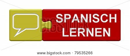Puzzle Button: learn spanish