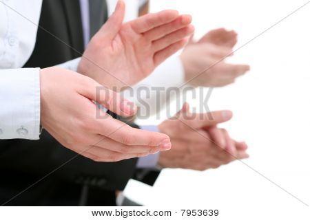 Applauding Hands