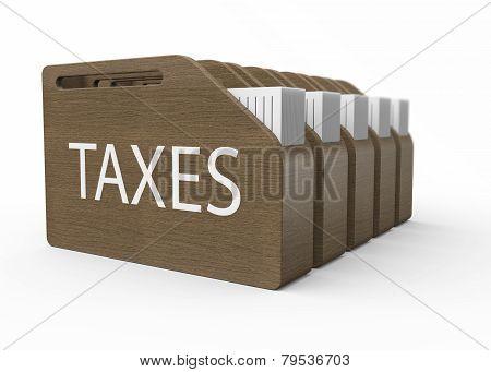 Taxes As Concept