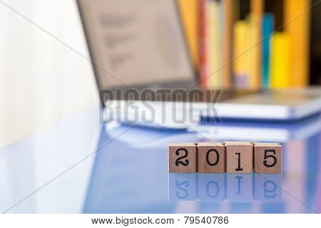 New Year 2015, Setting Goals For Business Success