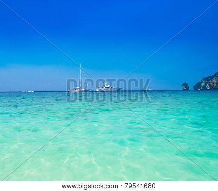 Traveling Overseas Sailing Oceans