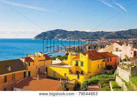 Italian Riviera, Liguria