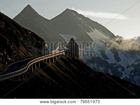 Grossglockner High Alpine Road