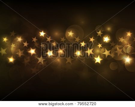 EPS10 vector star background design