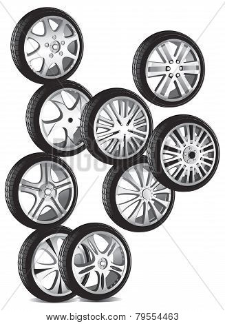 Automotive Wheel
