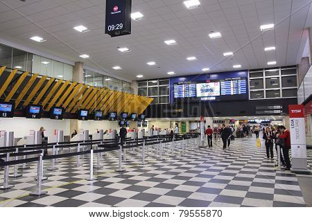 Congonhas Airport, Sao Paulo