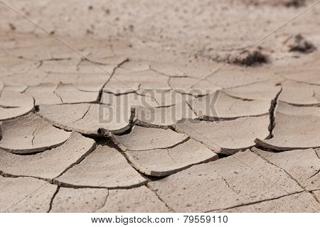 Cracked Mud Layers