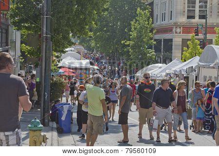 2013 Bele Chere Street Festival
