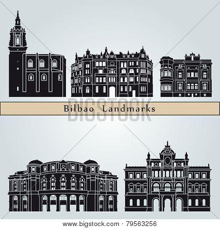 Bilbao Landmarks And Monuments