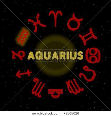Zodiac - AQUARIUS