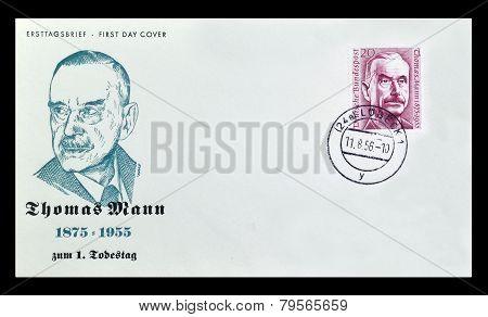 Thomas Mann 1956