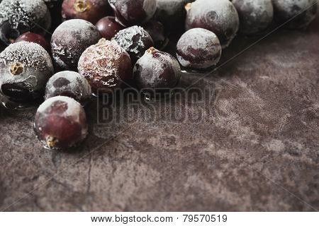 Frozen  Black Currant