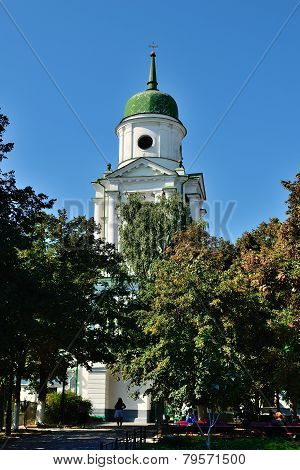 Pritisko-nicholas Church, Kiev