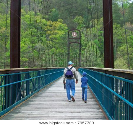 Ocoee Walking Bridge