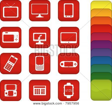Screen Icons