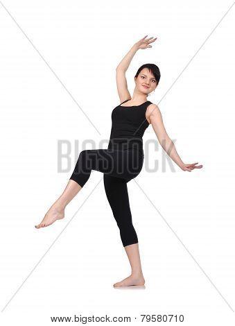 Young Balet Dancer