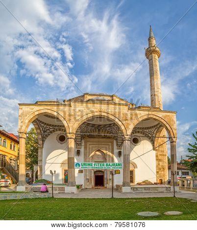 Fatih Mosque in Pristina