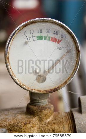 Rusty meter
