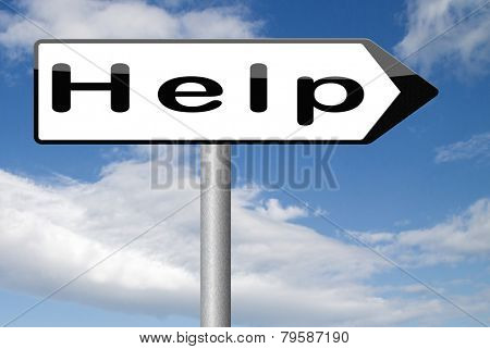 help wanted please give a helping hand to us we need support
