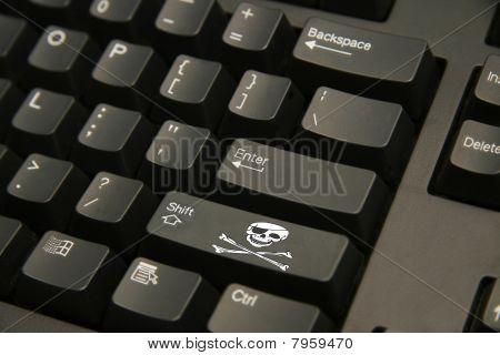 Pirataria de Internet e computador