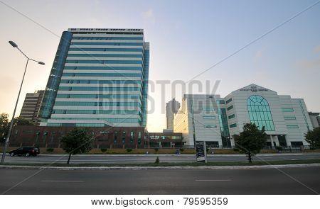 World Trade Center Of Accra, Ghana
