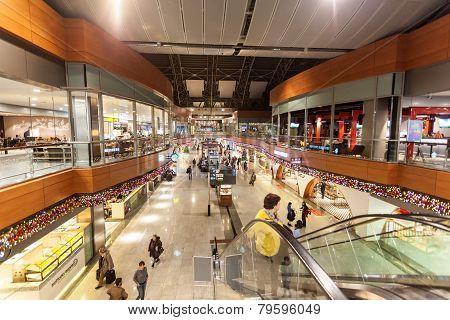 Sabiha Gokcen Airport In Istanbul