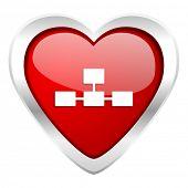 image of cisco  - database valentine icon   - JPG