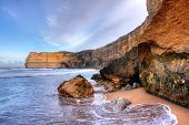 image of apostolic  - gibson steps and the twelve apostoles along great ocean road - JPG