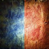 stock photo of charles de gaulle  - flag of Paris - JPG