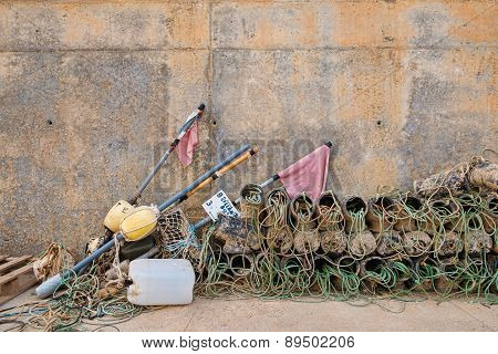 Industrial Fishing Equipment