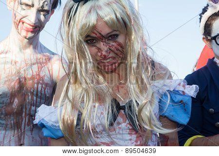 2014 New Jersey Zombie Walk
