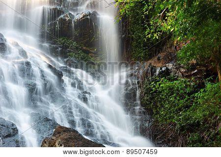Beautiful Kondalilla Waterfall.