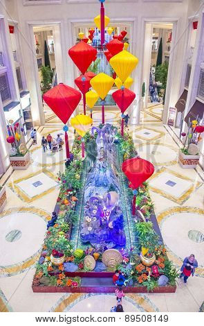 Las Vegas , Venetian Chinese New Year