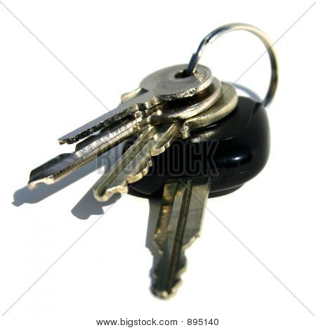 Car And House Keys