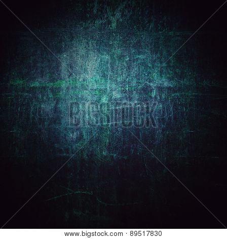 grunge blue background texture.
