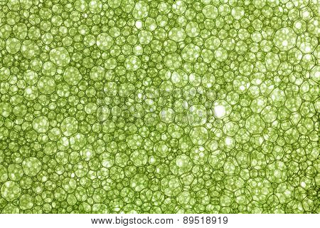 Abstract Air Bubbles Background