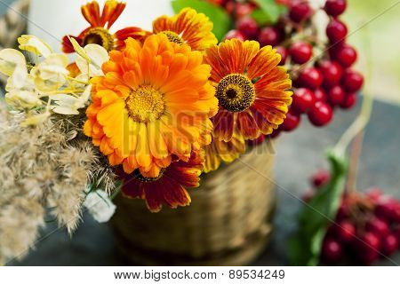 Autumnt bouquet