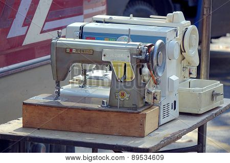 Selling Used Sewing Machines