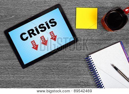Crisis Symbol