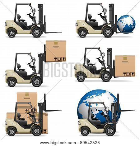 Vector Forklifts