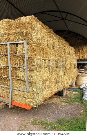 Farmer's Straw
