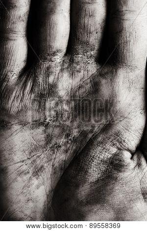Texture Of Handbreadth