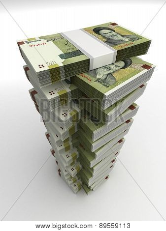 Tower Of Iranian Rial