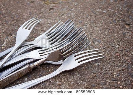 Retro forks