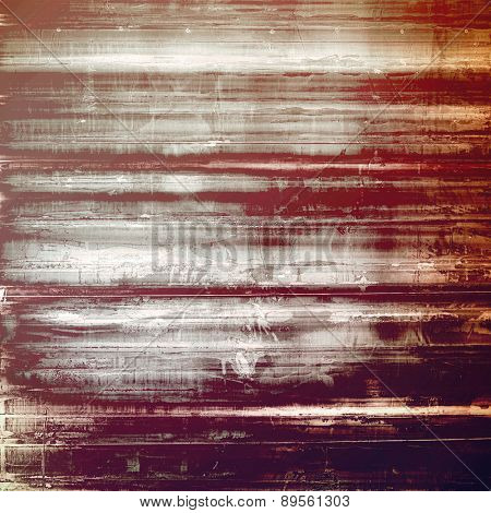 Grunge texture, may be used as background. With different color patterns: brown; gray; purple (violet); red (orange)