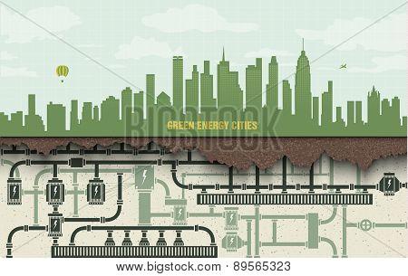 renewable energy in the big city.