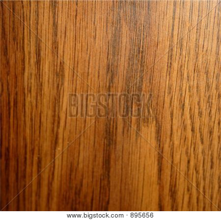 Closeup Of Woodgrain